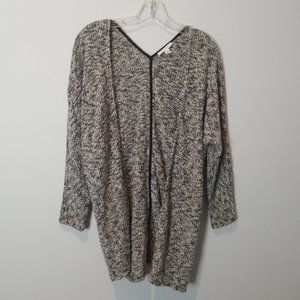 American Eagle V-Back open front cardigan SMall